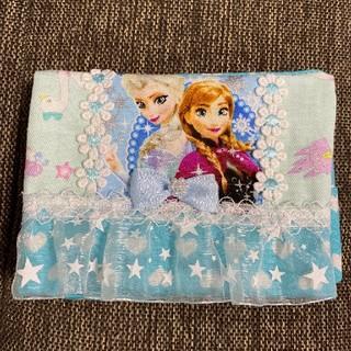 アナトユキノジョオウ(アナと雪の女王)のアナ雪 アナと雪の女王 移動ポケット プリンセス ディズニー(外出用品)