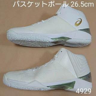 asics - バスケットボールS 26.5cm アシックス GELBURST 22th GE