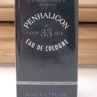 ペンハリガン(Penhaligon's)のペンハリガン No.33 オーデコロン 50ml(香水(男性用))