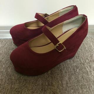 ウィゴー(WEGO)の厚底靴(ハイヒール/パンプス)