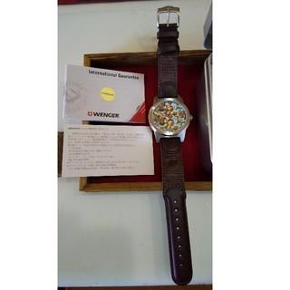 ウェンガー(Wenger)のウエンガー WENGER カモフラージュ柄 ウォッチ(腕時計(アナログ))