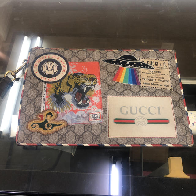 Gucci - GUCCIセカンドバッグの通販 by やんやん's shop