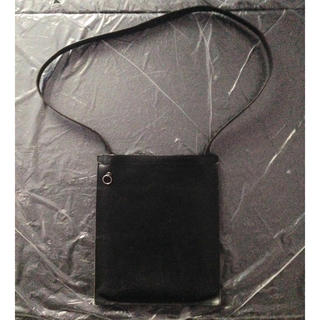 ジャムホームメイドアンドレディメイド(JAM HOME MADE & ready made)のレザー バッグ BAG 片山正通 WWMK MODEL BAG(ショルダーバッグ)