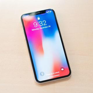 アイフォーン(iPhone)のiPhone X 64 SIMフリー(スマートフォン本体)