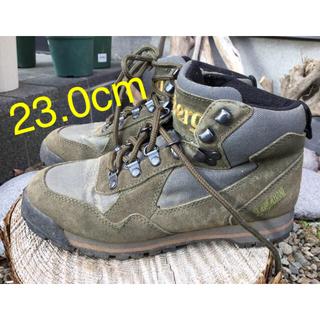 ミズノ(MIZUNO)のミズノ アウトドア 登山靴 23.0cm(その他)