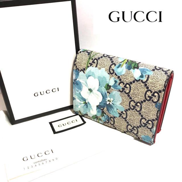 Gucci - 【正規品】新品✨GUCCI/折り財布/グッチの通販 by vero