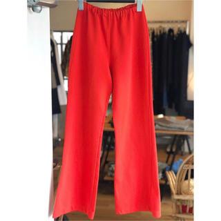 ビューティアンドユースユナイテッドアローズ(BEAUTY&YOUTH UNITED ARROWS)のheliconia vintage 70's flared easy pants(カジュアルパンツ)