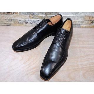 ドルチェアンドガッバーナ(DOLCE&GABBANA)のビックサイズ ドルチェ&ガッパーナ ドレスシューズ 黒 30,531cm(ドレス/ビジネス)