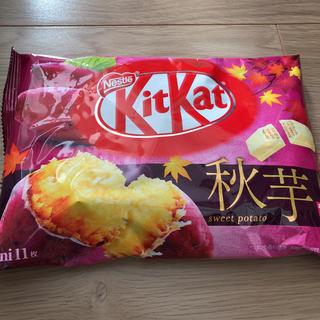 ネスレ(Nestle)のキットカット 秋芋☆333円!!(菓子/デザート)