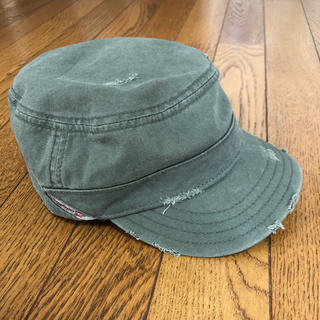 DIESEL - DIESEL  ワークキャップ  帽子