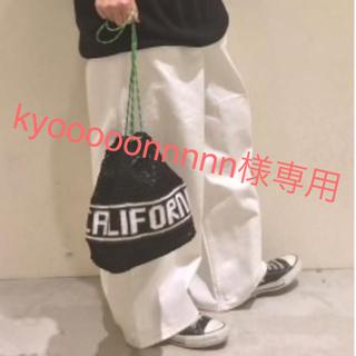 ニコアンド(niko and...)のkyooooonnnnn様専用(ハンドバッグ)