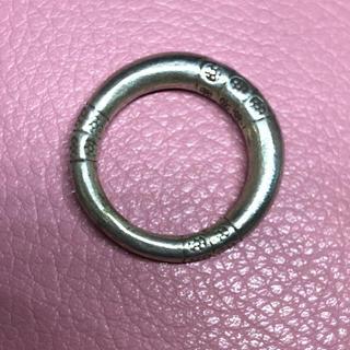 シルバー925 リング 12号 変形甲丸 カレンシルバー 記念日(リング(指輪))
