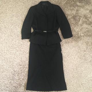 ストロベリーフィールズ(STRAWBERRY-FIELDS)のSTRAWBERRY FIELDS スーツ フォーマル ブラック(スーツ)