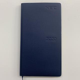 エヌイーシー(NEC)のNEC 手帳 2020年 未開封6冊セット(カレンダー/スケジュール)