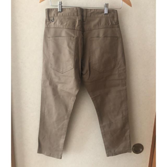 RAGEBLUE(レイジブルー)の6RAGEBLUE ズボン八分丈 新品 未使用 S レディースのパンツ(クロップドパンツ)の商品写真