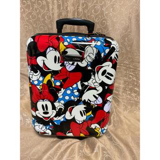アメリカンツーリスター(American Touristor)のDisney スーツケース(ミニー)(スーツケース/キャリーバッグ)
