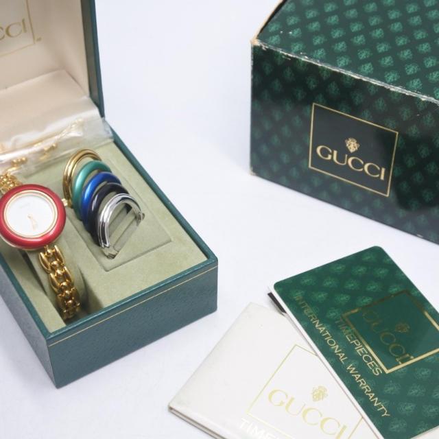 ヴィトン財布偽物通販,Gucci-GUCCIグッチチェンジベゼル 腕時計 ヴィンテージ 箱付き マルチカラーの通販byごとく'sshop