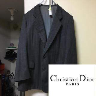 クリスチャンディオール(Christian Dior)の90s★ヴィンテージ Christian Dior テーラードジャケット メンズ(テーラードジャケット)