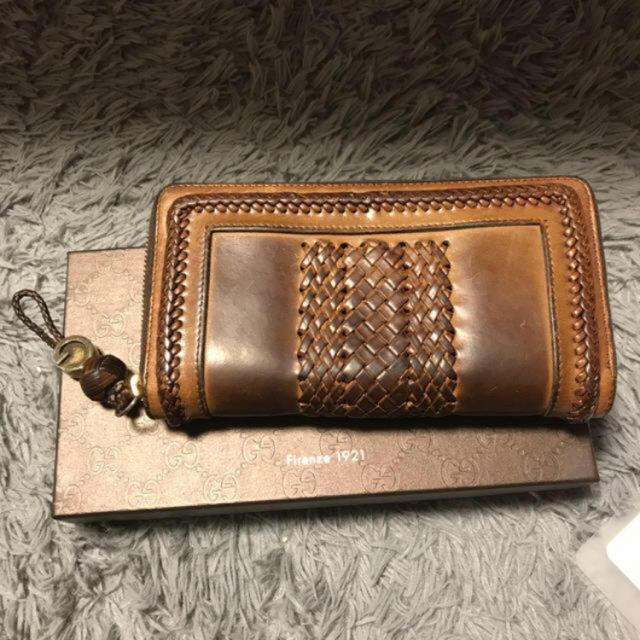 Gucci - GUCCI ラウンドファスナー 財布の通販 by Nexus shop