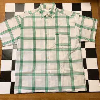 カルトップ(CALTOP)のcaltop キャルトップ カルトップ 半袖シャツ メンズ チェック シャツ(シャツ)