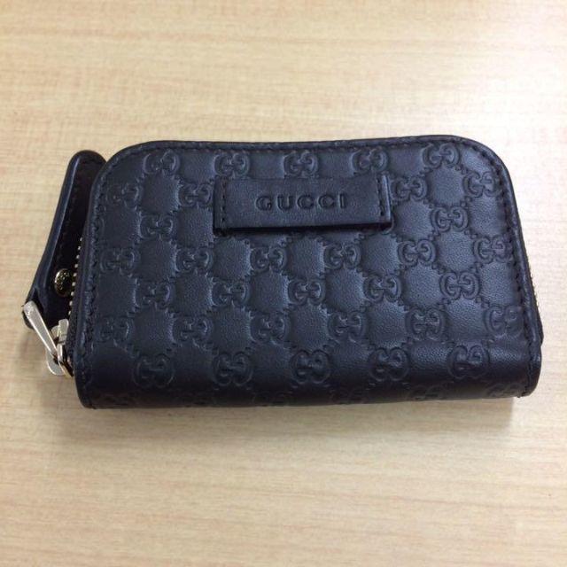 Gucci - GUCCI マイクログッチシマ コインケース (91012341)の通販 by sakura-vintage's shop