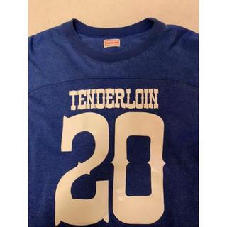 TENDERLOIN - 【美品】テンダーロイン フットボールシャツ M