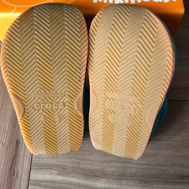crocs(クロックス)のcrocs クロックス 美品 size12 キッズ/ベビー/マタニティのキッズ靴/シューズ(15cm~)(サンダル)の商品写真