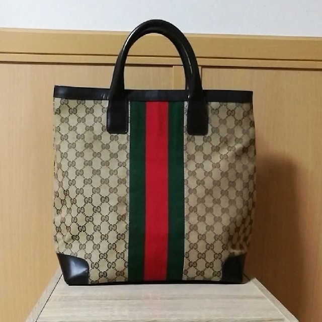 Gucci - 美品✨GUCCIトートバッグの通販 by さ☆'s shop