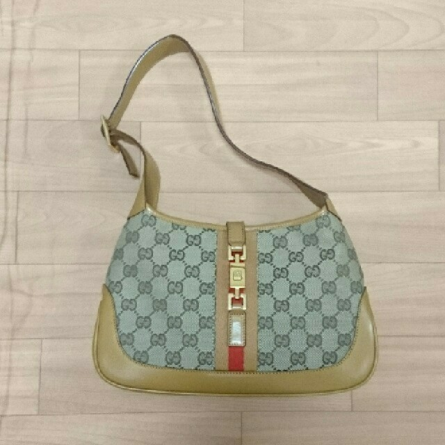 Gucci - GUCCI ☆ ジャッキー バッグの通販 by パールM's shop
