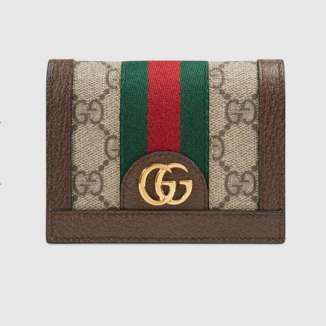 Gucci - GUCCI 折財布 カードケース 超美品の通販 by 高橋's shop