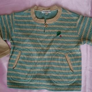 サンカンシオン(3can4on)の3can4onのシャツ 90センチ(Tシャツ/カットソー)
