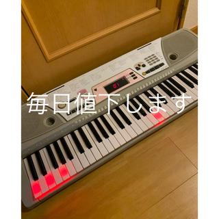 ヤマハ(ヤマハ)のYAMAHA ヤマハ キーボード EZ-J14 61鍵盤 光ナビゲーション(キーボード/シンセサイザー)