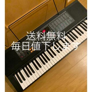 カシオ(CASIO)の送料無料 CASIO カシオ キーボード 61鍵盤 CTK-650 (キーボード/シンセサイザー)