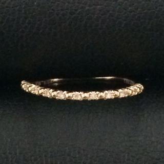 ピンキーリング 0.6g (90015349)(リング(指輪))