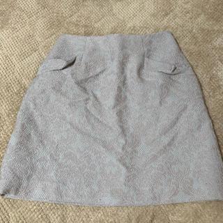 ジルバイジルスチュアート(JILL by JILLSTUART)の台形スカート(ミニスカート)