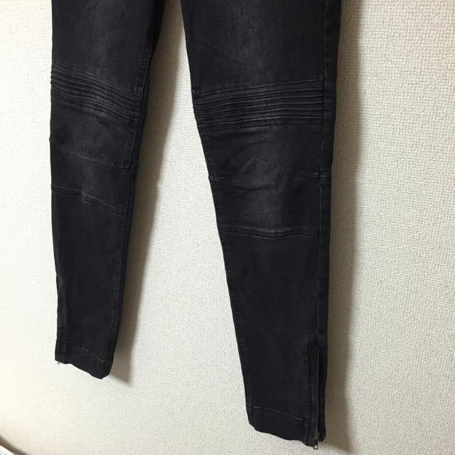 H&M(エイチアンドエム)のスキニー ブラック レディースのパンツ(デニム/ジーンズ)の商品写真