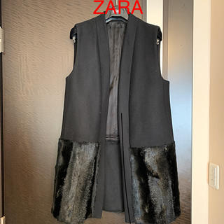 ZARA - ZARA  ジレ