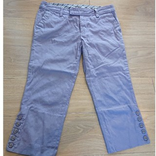 ロペピクニック(Rope' Picnic)のロペピクニック レディース パンツ ズボン クロップドパンツ 36 S M(クロップドパンツ)