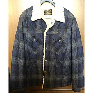 クーティー(COOTIE)のcootie Wool Check Cattleman Jacket(ブルゾン)