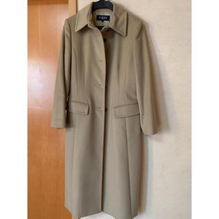 フォクシー(FOXEY)のFOXEY カシミヤ100% 刺繍コート(ロングコート)
