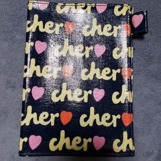 シェル(Cher)のCher 手帳カバー(手帳)
