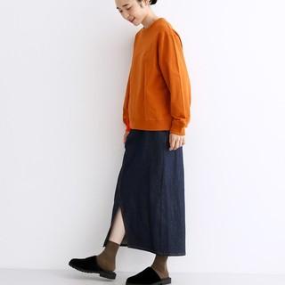 (^^)♪様専用デニムスカート(ロングスカート)