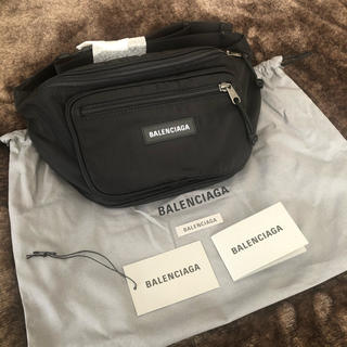 BALENCIAGA BAG - 新品!BALENCIAGA ボディバッグ ウエストポーチ  定価94,600円