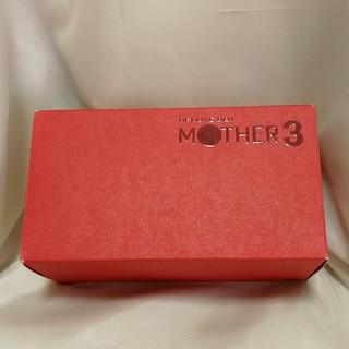 ゲームボーイアドバンス(ゲームボーイアドバンス)の【美品・レア】MOTHER3 デラックスボックス(携帯用ゲーム機本体)