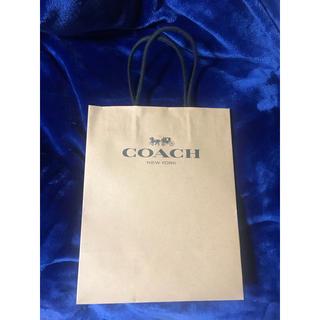 コーチ(COACH)のCOACH  ショッピングバック(ショップ袋)