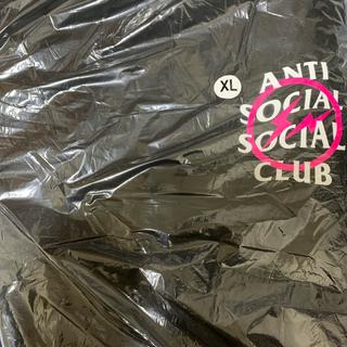 アンチ(ANTI)のFragment x Assc Pink Bolt Hoodie XL(パーカー)