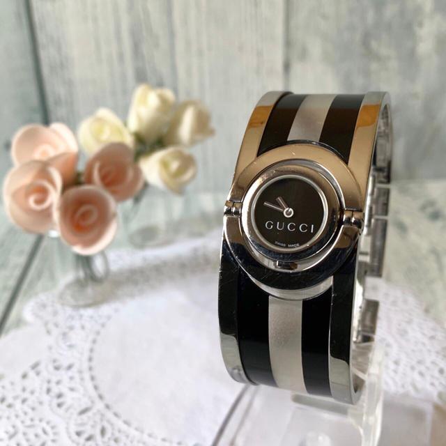 ルイヴィトン長財布レディース激安人気,Gucci-【希少】GUCCIグッチ腕時計トワールブラックシルバー112の通販bysoga'sshop