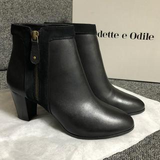 オデットエオディール(Odette e Odile)のオデットエオディール ショートブーツ(ブーツ)