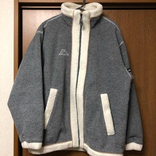カッパ(Kappa)のKappa モコモコ中綿ジャケット(ブルゾン)