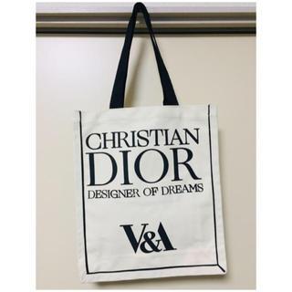 ディオール(Dior)のイギリス限定 Diorヴィクトリア&アルバート美術館トート (トートバッグ)